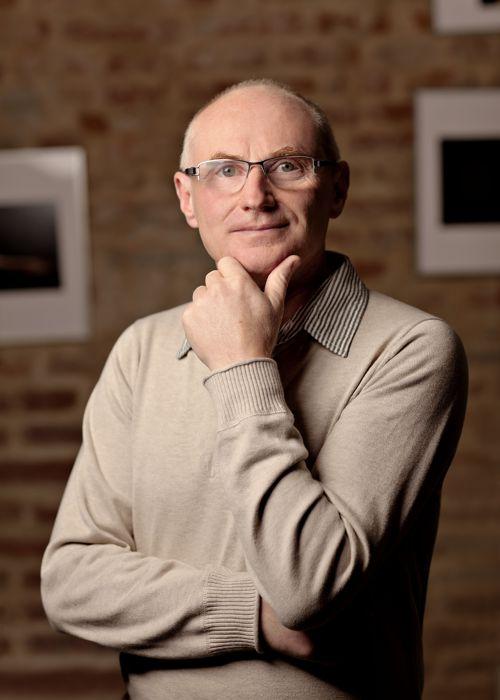 Zakladatel společnosti Centrum FotoŠkoda Milan Škoda. Foto: Centrum FotoŠkoda