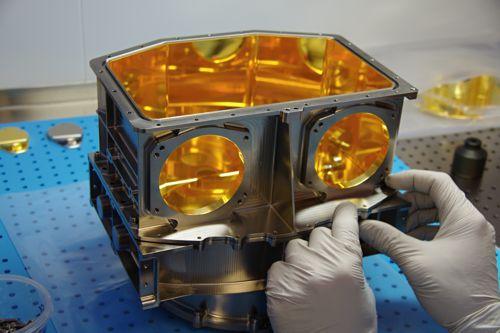 Díly a mechanismy brněnské firmy Frentech Aerospace létají až k Jupiteru nebo na Mars
