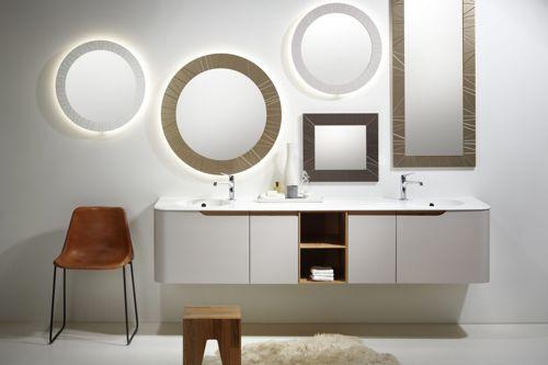 U koupelnového nábytku vsadili na design a materiály. Le Bon vyváží hlavně do Skandinávie