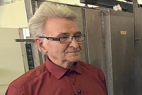 Miloš Heršálek. Foto: Printscreen Česká televize
