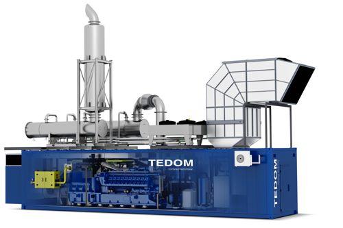Vsadili jsme na místní firmy, říká k exportním úspěchům obchodní ředitel TEDOM
