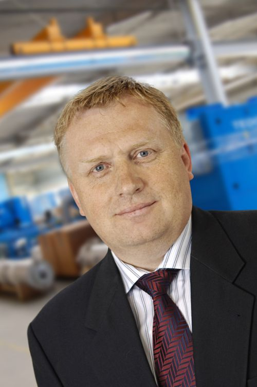 Zakladatel společnosti TEDOM Josef Jeleček. Foto: TEDOM
