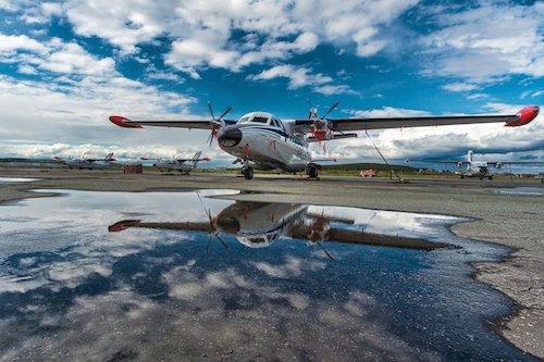 České letouny L-410 se začínají montovat za Uralem