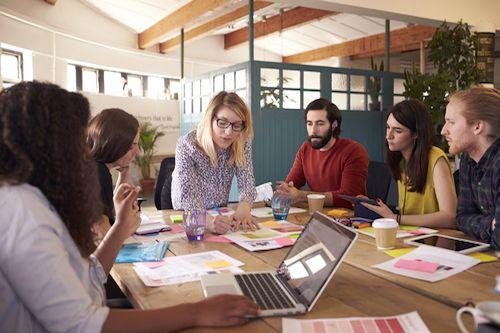 Mezi svobodnými firmami převládají start-upy a menší podniky