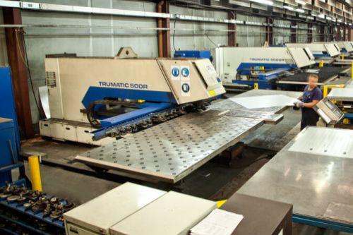 Extratřída (nejen) ve zpracování plechu: Češi dodávají pro světové giganty