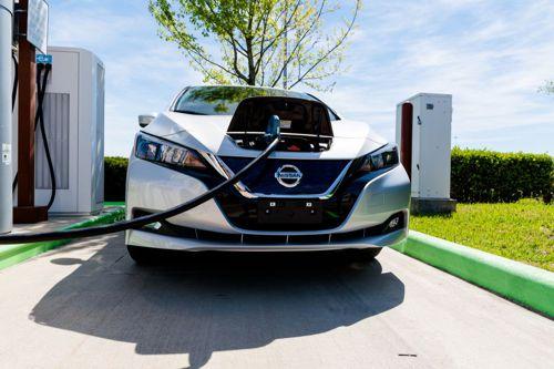 Nový Nissan Leaf. Foto: Shutterstock