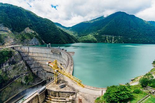 Představení českých firem v oblasti vodohospodářství v Gruzii