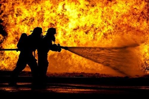 České firmy se prezentovaly kuvajtským hasičům