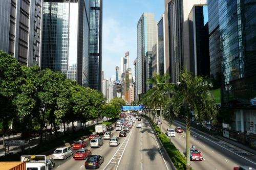 Dostane se hospodářství Hongkongu do technické recese?