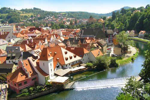 Jihočeský kraj a Vysočina: sousedé s totožnými charakteristikami