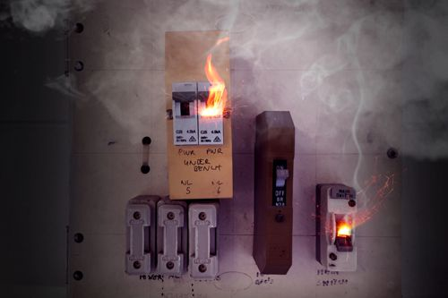 Staré jističe mohou být příčinou požáru. Foto: Shutterstock