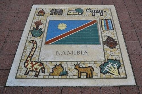 Jednání o obchodních příležitostech v Namibii