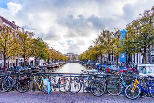 Nizozemci blázní za e-biky