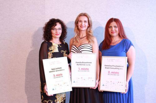 Oceněny nejlepší ženy českého byznysu