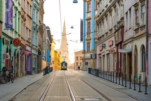 Olomoucký kraj je na vzestupu, růstový potenciál si drží i nadále