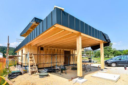 Ekologické stavby tvoří čtvrtinu všech zakázek stavebních firem