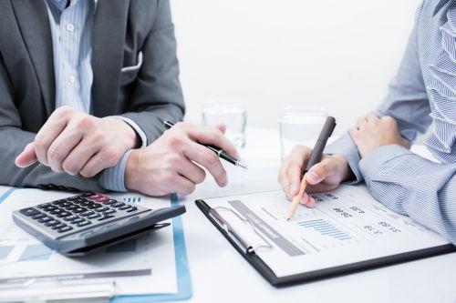 Finanční zprostředkování – statistický přehled