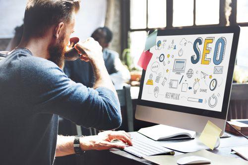 SEO patří ke klíčovým součástem internetového marketingu. Foto: Shutterstock