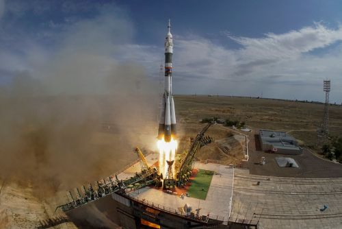 Kazašský Bajkonur je stále kosmickou jedničkou