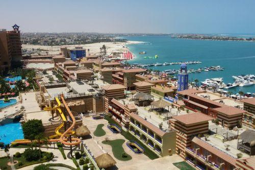 Egyptská vláda hledá investory pro stavbu letovisek