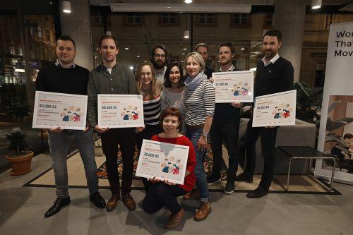 V soutěži o nejlepší aplikaci uspěly CityVizor i Mapa vysílačů