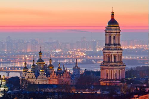 Česká delegace zamířila na Ukrajinu