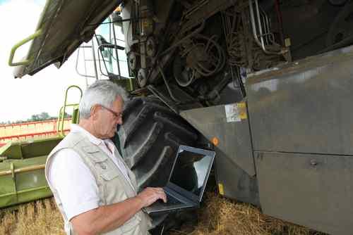 Zemědělci jsou v digitalizaci dále než průmysl
