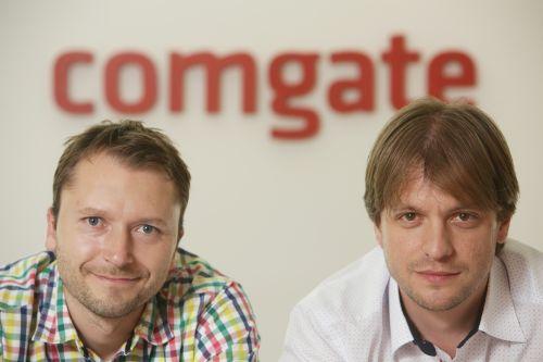 Comgate Ondřej Žák a Jan Hanzlík Foto: Hynek Glos (euro).