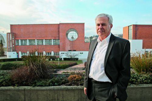 Jiří Kuliš, generální ředitel BVV (foto: Tomáš Novák - MF)