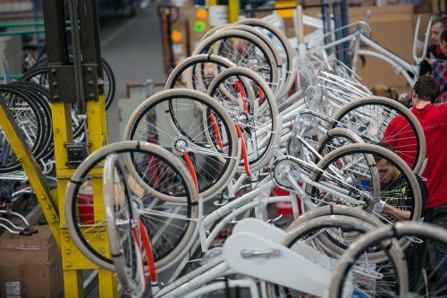 Bike Fun, jízdní kola. Foto: Foto: Jiří Salik Sláma