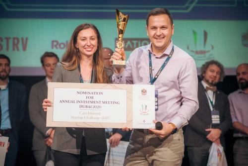 V Praze se utkalo deset inovativních startupů