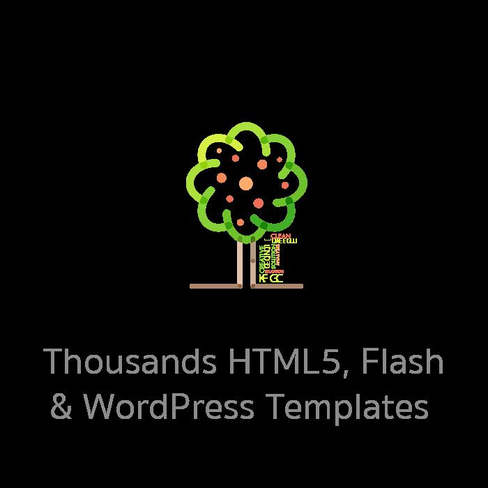 Thousands Templates - HTML5 & WordPress