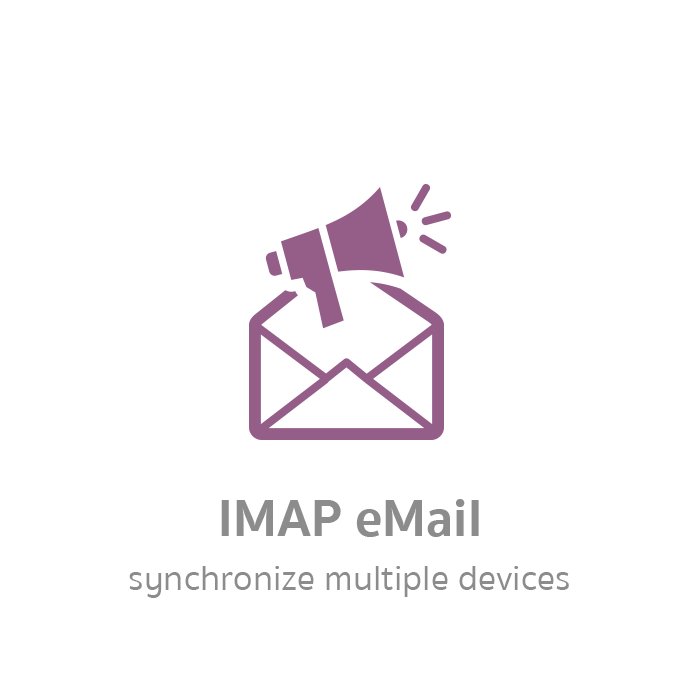 IMAP eMail
