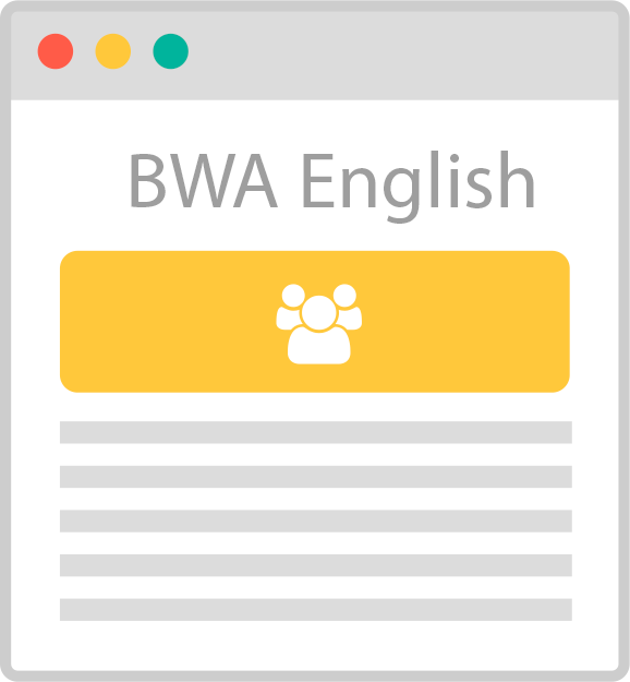 Business Web Admin English version