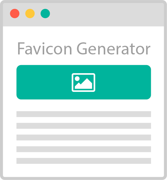 web page favicon maker
