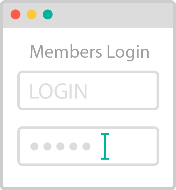 web hosting member login