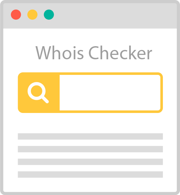 domain whois record checker