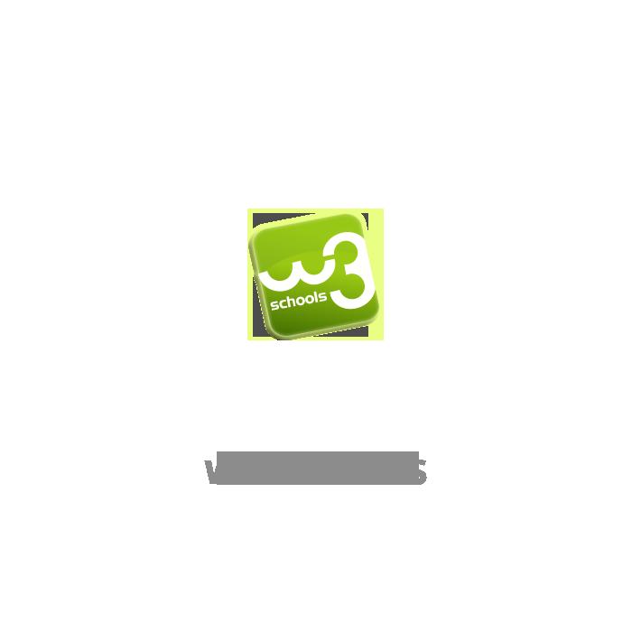 W3C school