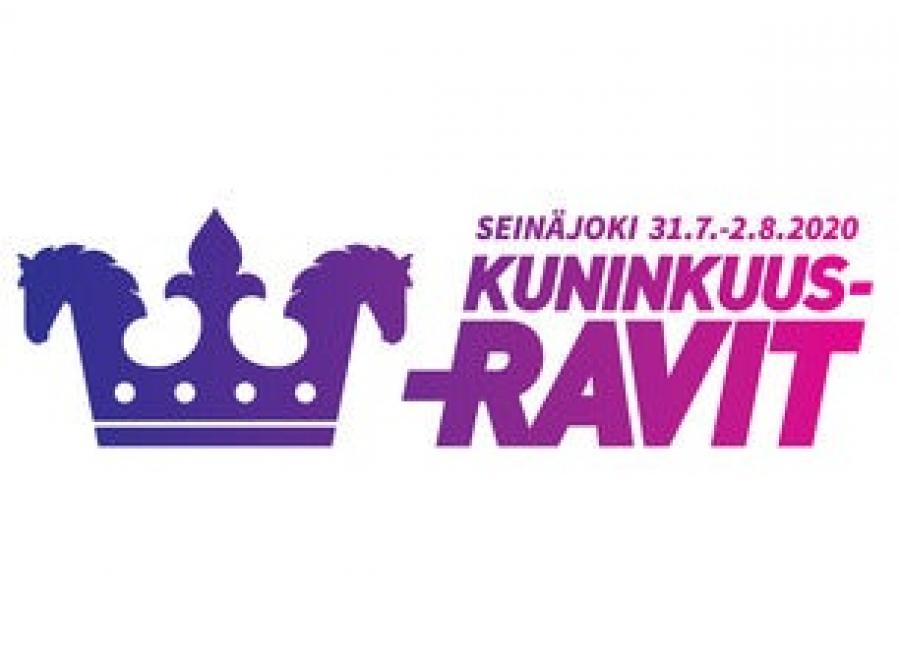 Kuninkuusravit, Seinäjoki. Reitti: Helsinki - Lahti - Orivesi - Ruovesi 1