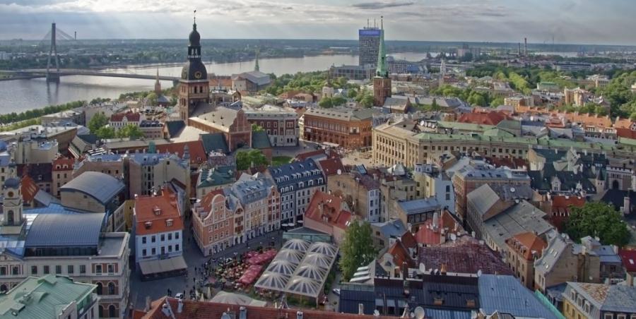 Siguldan kukkamarkkinat Latviassa 1.5. - 3.5.2020 3
