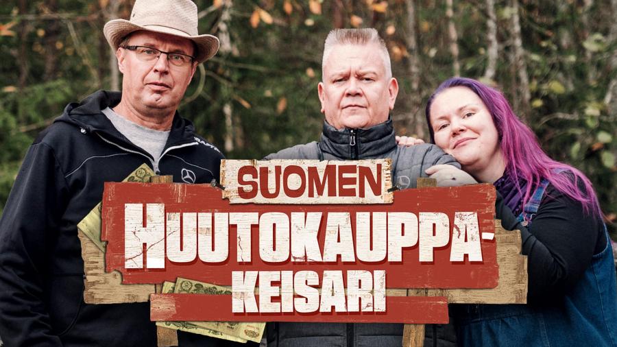 Suomen huutokauppakeisari Hirvaskankaalla 1
