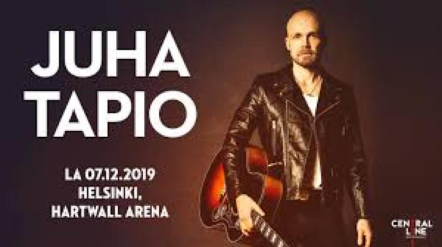 Juha Tapio, Hartwall Arena 1