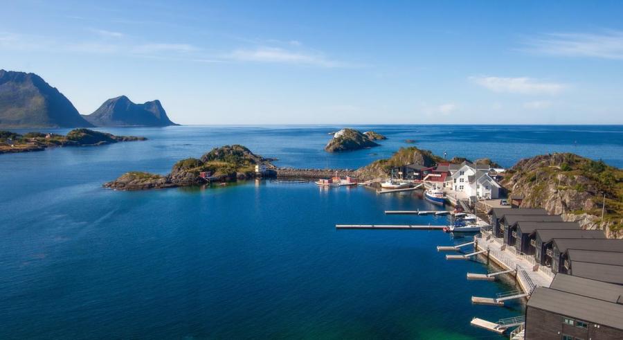Pohjois-Norjan upeat kalastajakylät 28.8. - 5.9.2020 2