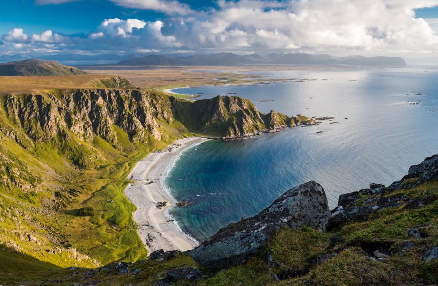 Pohjois-Norjan upeat kalastajakylät 28.8. - 5.9.2020 4