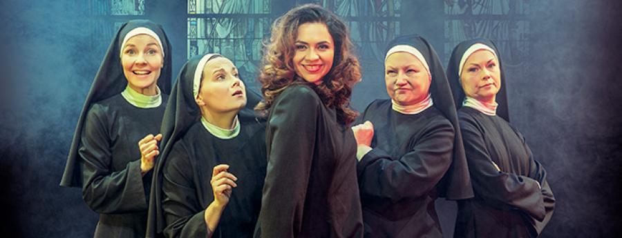 Nunnia ja konnia Lahden kaupungin teatterissa 25.1.2020 1
