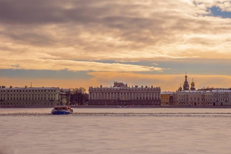 Talven taittajaiset Pietarissa 31.1. - 2.2.2020 4