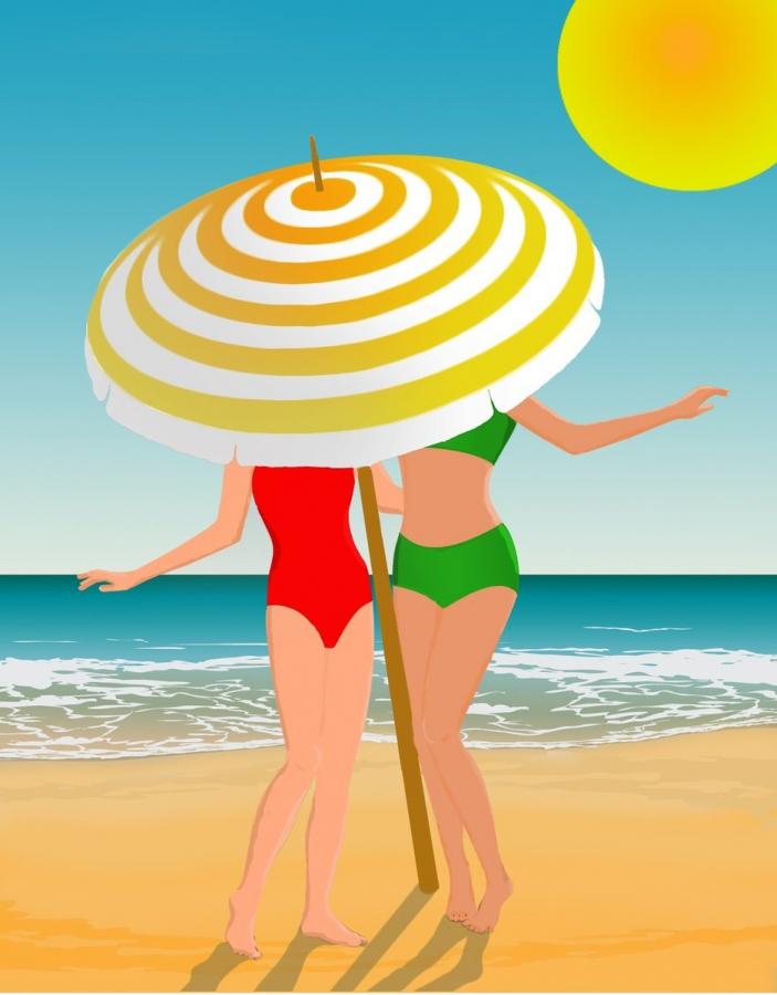 Pyynikin kesäteatteri: Ihanat naiset rannalla 2