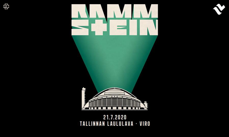 Rammstein Tallinnassa 21.7. - 22.7.2021 2