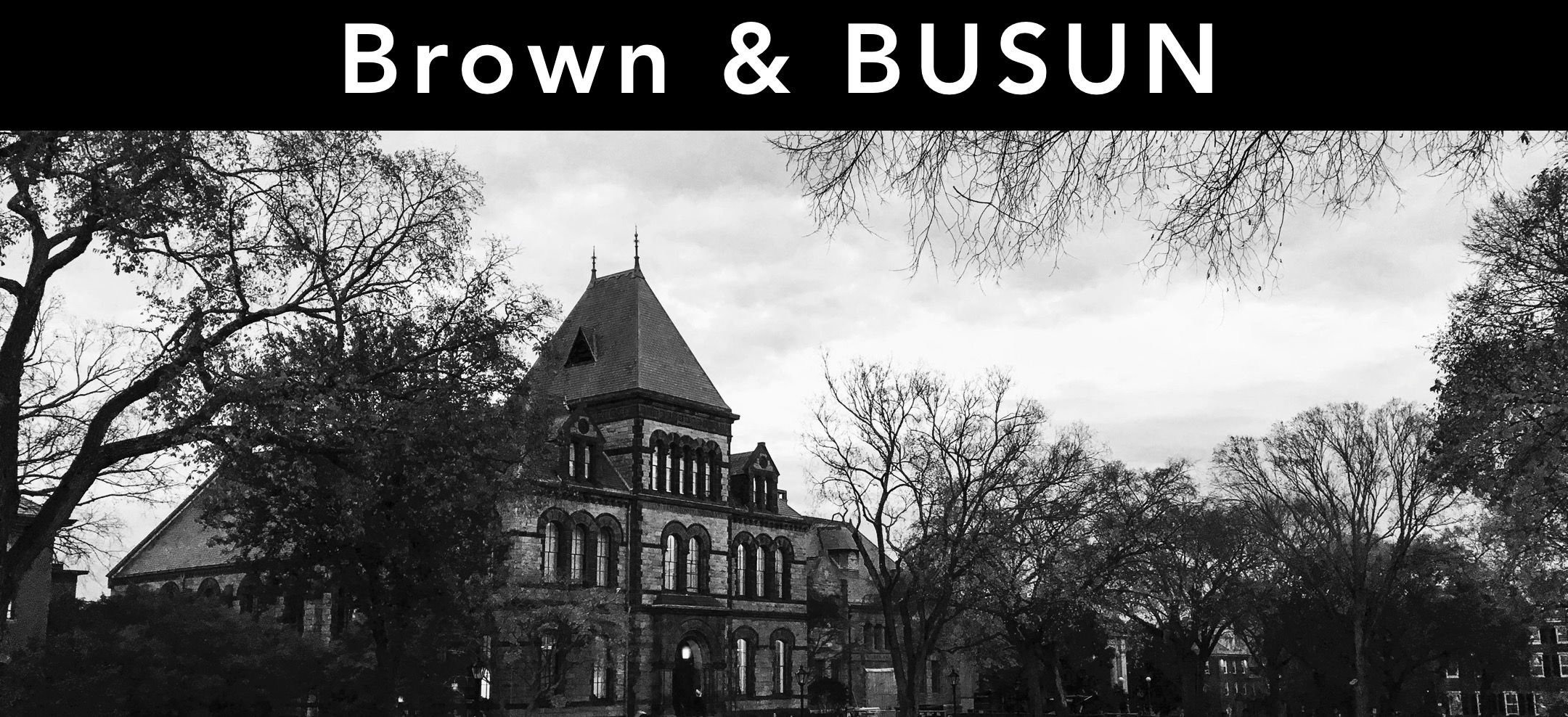 Brown and BUSUN