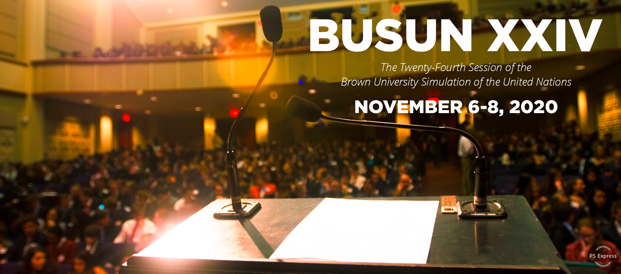 BUSUN XXIV - November 6-8, 2019